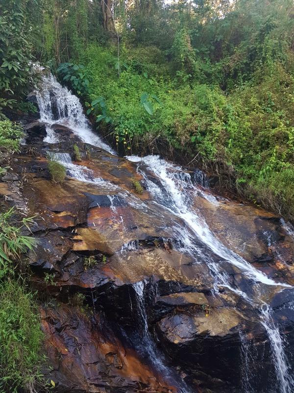wang bua ban waterfall