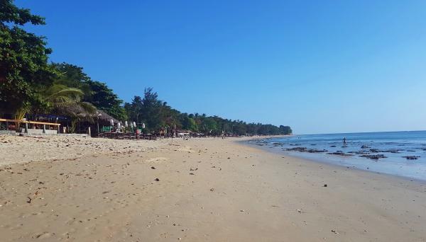Koh Lanta, Khlong Khong beach