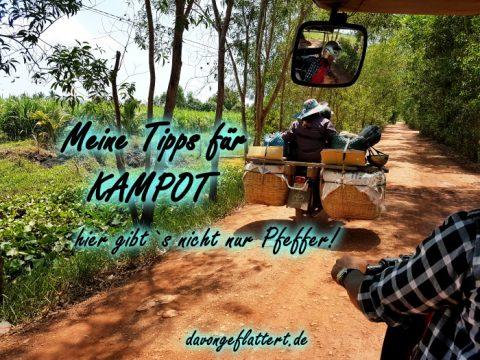 Tipp`s für Kampot