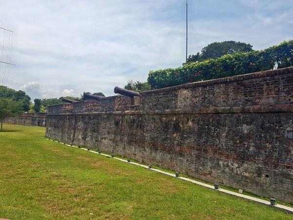 Georgetown, Fort Cornwallis