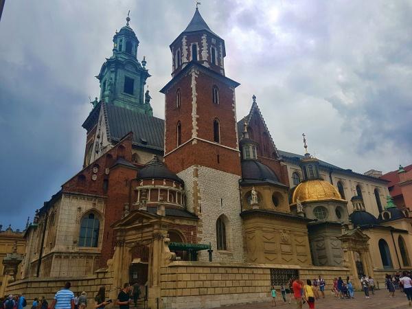 Polens Süden, Wawel Castle
