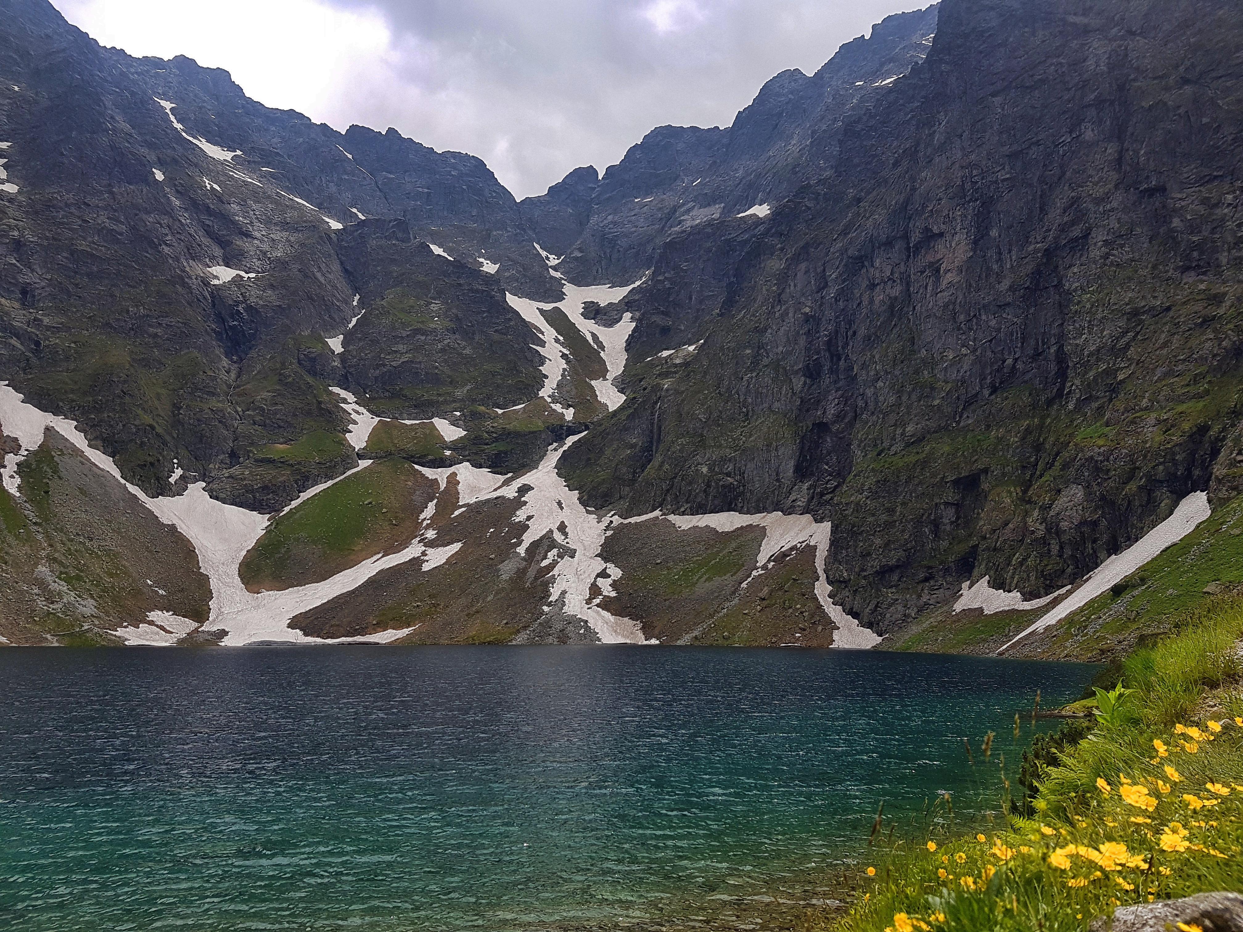 Czarny Staw, Hohe Tatra