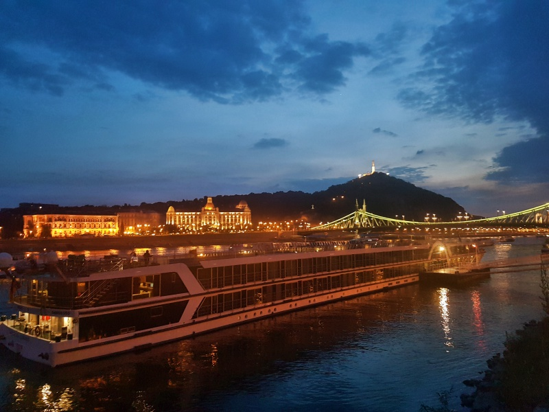 Verliebt in Budapest