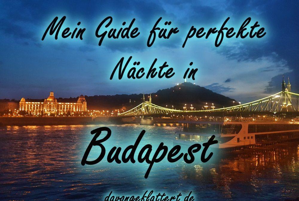 Nachtleben Budapest