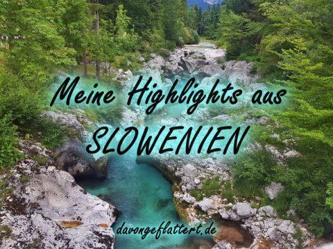 Slowenienreise