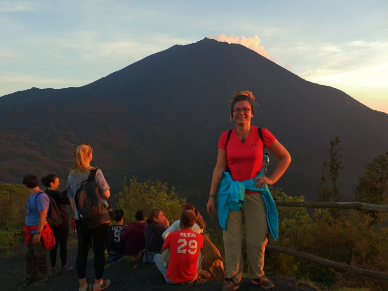 Vulkan Pacaya