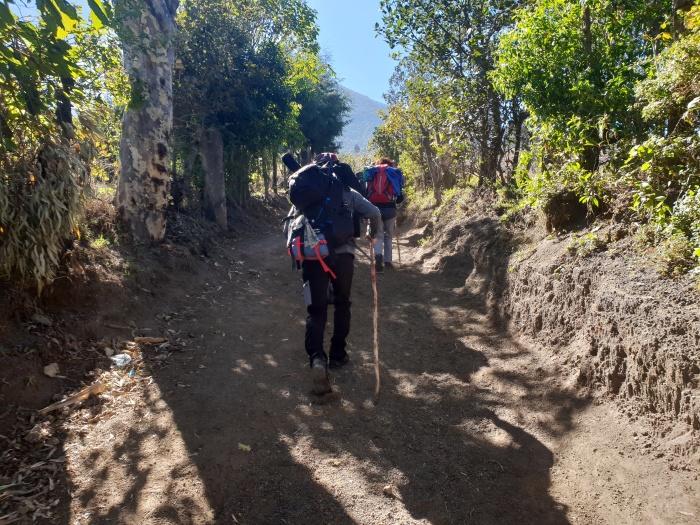 Vulkan Acatenango