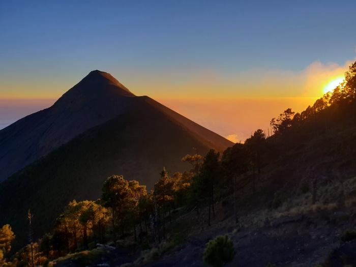 Vulkan El Fuego