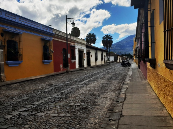 Unternehmungen in Antigua
