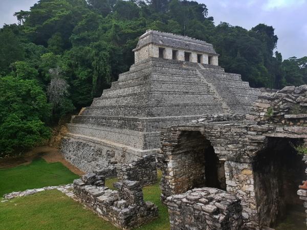 Maya Ruinen Palenque