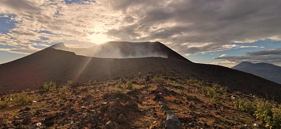Vulkan Telica